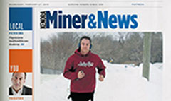 Kenora Miner and News