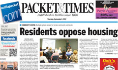 Orillia Packet & Times